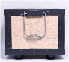 Kinka – Diatomite Charcoal Hibachi Yakitori Grill BQ-8WF 6